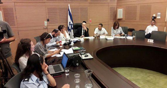 קרה היום • חבר הכנסת אורי מקלב ו'מועצת חכמי פייסבוק'