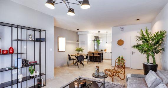 נפתחה ונמכרה: הדירה לדוגמא באשקלון