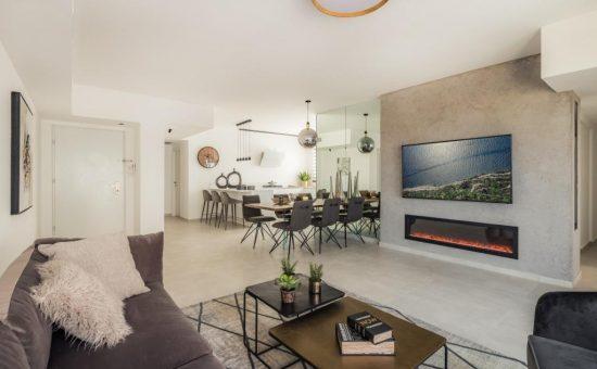 דירת 6 חדרים לדוגמא בפרויקט אורבן טאואר של שרביב בקריית מוצקין 1 צילום עינת דקל