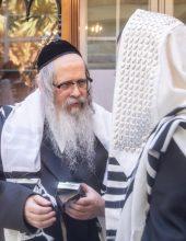 """הוא הודה הוא זיוה – האדמו""""ר מסאטמר בישראל"""