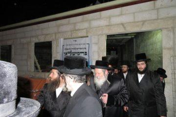 מבצע 'כפול לבית הכנסת' יצא לדרך