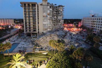 מִי בַחֲנִיקָה: התמונות העצובות ממיאמי