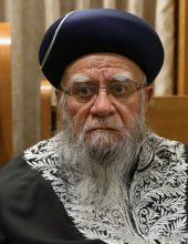 """זקן הראשל""""צים: נתניהו מצליח בזכות עולם התורה"""