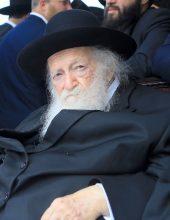 """הסטוריה: הגר""""ח קנייבסקי בתל אביב"""