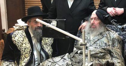 """האדמו""""ר יוצא במערכה למען יהודי בוכארה"""