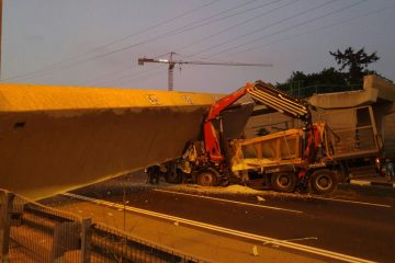 """גשר רמת אלחנן: נדחה ערעור הקב""""ט"""