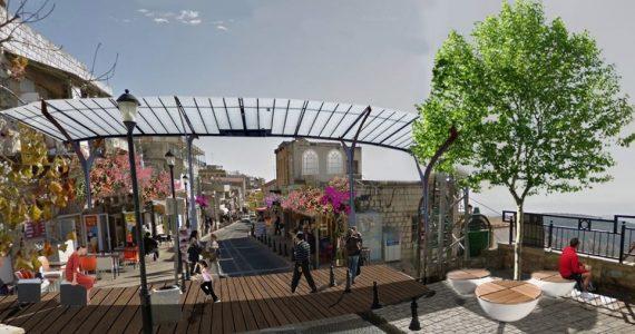 50 מליון שקל ל'רחוב ירושלים' בצפת