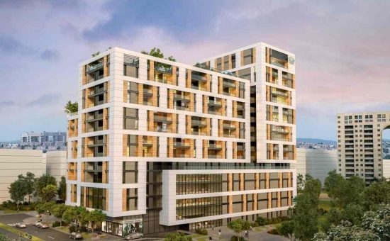 הדמיית בית הדיור ברשת עד 120 בעיר מודיעין באדיבות 'עד 120' 2