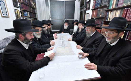 הוקמה מועצת רבני צרפת בישראל (5)