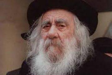 """הרב קנייבסקי סירב לקבל 400.000 ש""""ח"""