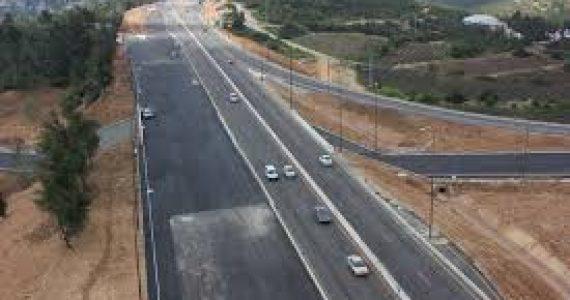 שלושה נתיבי נסיעה חדשים בכביש 1 – ירושלים תל אביב
