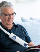 סנסור דיגיטלי זעיר לניטור וטיפול בחולי אי ספיקת לב