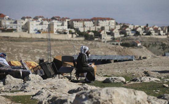 היאחזות פלסטינית נהרסה במזרח ירושלים (4)