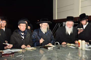 גלריה: הילולת אוהבם של ישראל