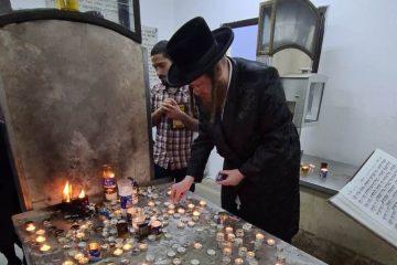 בפעם ה-112: הילולא בספינקא ירושלים