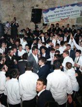 גלריה: רבבות נהרו אמש להילולת דוד המלך