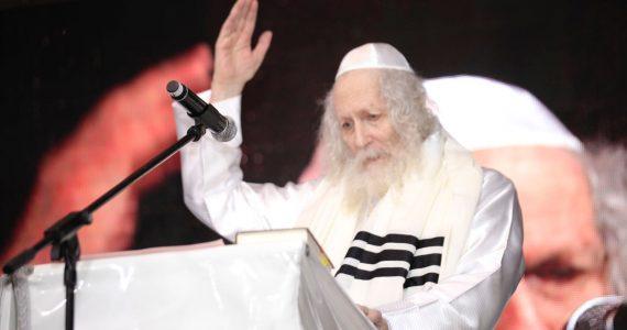 כתב אישום נגד הרב אליעזר ברלנד