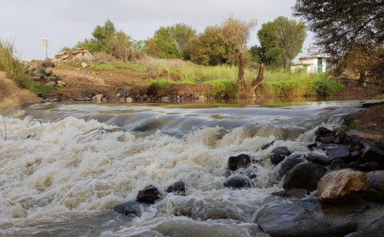 המפל בקייקי כפר בלום | צילום: סטודיו A