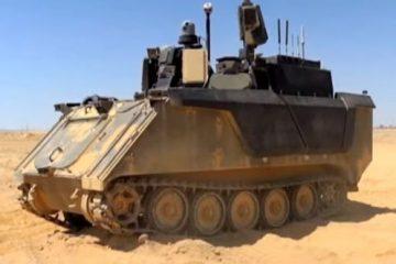 """'כרמל' • הכירו את טנק העתיד של צה""""ל"""