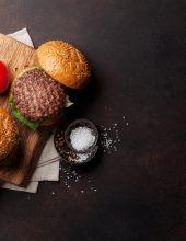 איך אתם אוהבים את ההמבורגר שלכם?