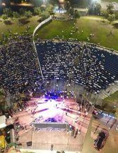 עפולה: תיעוד ענק מהמופע שהסעיר את המדינה