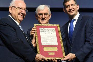 הנשיא מקדם כלכלה ישראלית באוסטרליה