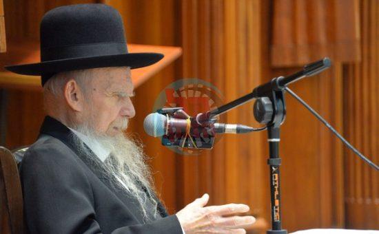 הספד השבעה על הרב אדלשטיין, צילום בעריש פילמר (12)
