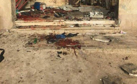 הפיגוע בבסיס המצרי