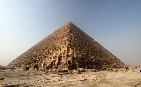הפירמידות במצרים. צילום: משרד התיירות המצרי