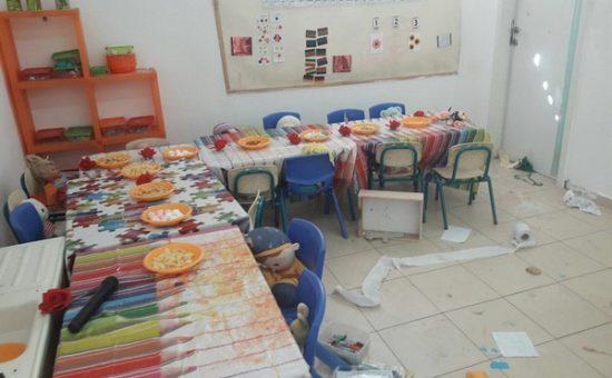 אילוסטרציה: גן ילדים, צילום דוברות משטרת ישראל (3)