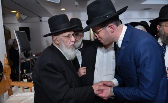 """מנהל סיעת ש""""ס ירושלים, רוני דהן, מתברך מנשיא ה'מועצת'"""