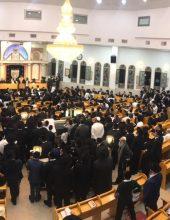 אלעד: שבת מרוממת עם הראשון לציון