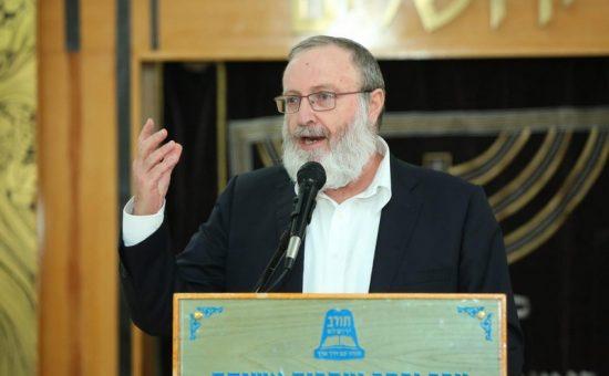 הרב אברהם קריגר