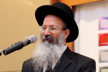 """הרב מלמד: """"מעמדו של הרבצ""""ר אינו כמרא דאתרא"""""""