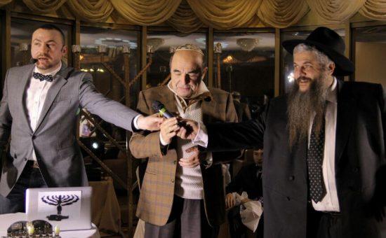 הרב אסמן וואדים רבינוביץ