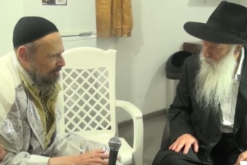"""הרב גינזבורג לרב קוק: """"להחזיר את טבריה בתשובה"""""""