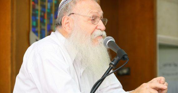 """הרב דרוקמן זכה בפרס """"היצירה התורנית על שם הרצי""""ה"""""""