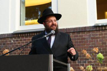 הרב טייכטל: הממשל הגרמני נאבק באנטישמיות
