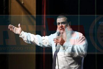 צפו: הרב יגאל כהן כבש את יהוד
