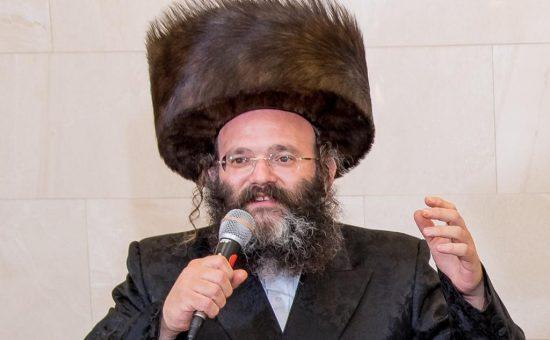 הרב יוסף ברגר