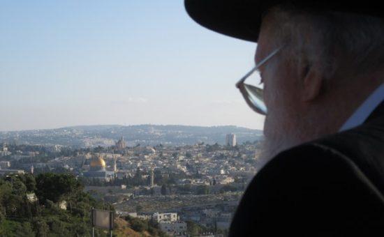 הרב קוק בהר הצופים (1)