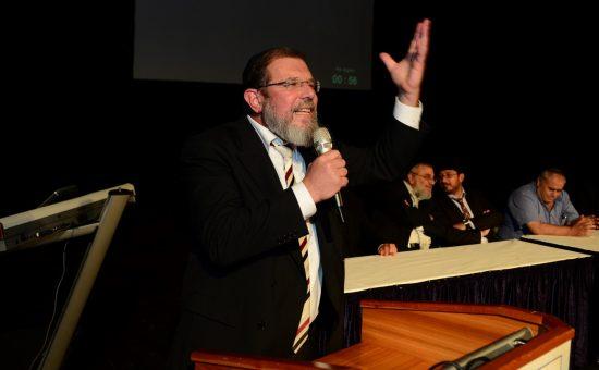 הרב קלמן בר צילום אתר מידד טסה