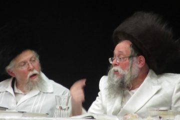 גלריה: מנהיג 'היכל הקודש' ביקר בישראל