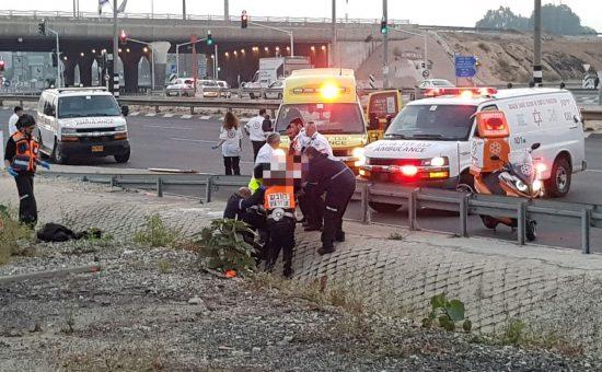 הרוג בתאונה