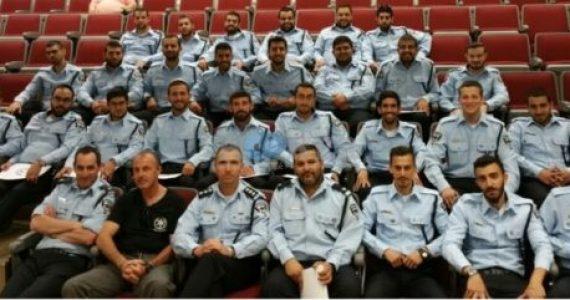 27 שוטרים חרדים חדשים מצטרפים למשטרה