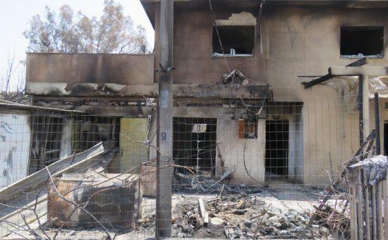 השריפה במבוא מודיעים, צילום אוריאל צייטלין (13)