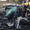 ארבע דקות: שתי תאונות, שני הרוגים ושני פצועים