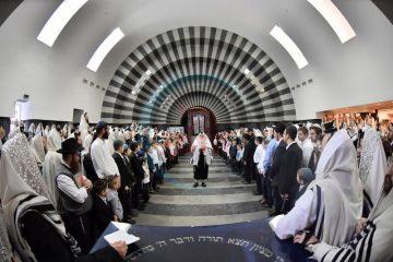 גלריית ענק: שבת 'שיטה הקדושה'