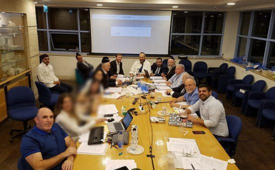 ועדת תכנון ובניה