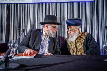 ועידת רבני אירופה התכנסה בצל עליית האנטישמיות